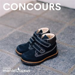 Maniet Luxus coupon ( 9 jours de plus )