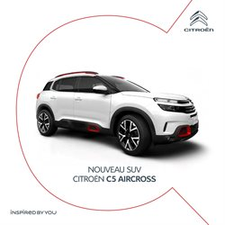 Citroen coupon à Tongres ( Plus d'un mois )