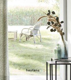 Promos de Meubles et Décoration dans le prospectus de Heytens à Grammont ( 3 jours de plus )