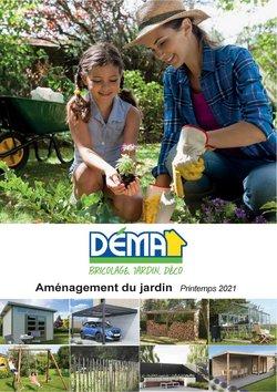 Promos de Bricolage et Jardin dans le dépliant à Dema ( 6 jours de plus)