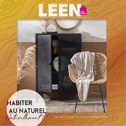 Promos de Meubles et Décoration dans le prospectus de Leen Bakker à Saint-Trond ( 18 jours de plus )
