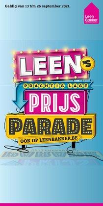 Promos de Meubles et Décoration dans le dépliant à Leen Bakker ( 3 jours de plus)