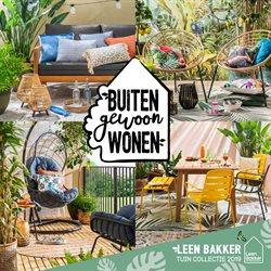 Promos de Meubles et Décoration dans le dépliant de Leen Bakker à Beersel