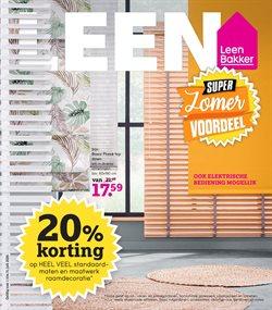 Leen Bakker coupon ( 20 jours de plus)