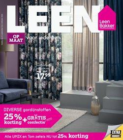 Leen Bakker coupon ( 6 jours de plus)
