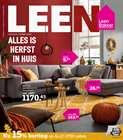 Promos de Meubles et Décoration dans le prospectus de Leen Bakker à Louvain ( 4 jours de plus )