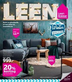 Leen Bakker coupon ( Publié aujourd'hui )