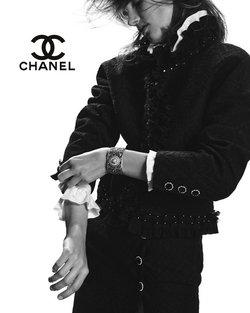 Promos de Parfumeries et Beauté dans le dépliant à Chanel ( 4 jours de plus)