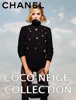 Promos de Chanel dans le dépliant à Liège