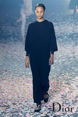 Promos de Parfumeries et Beauté dans le dépliant de Dior à Bruxelles