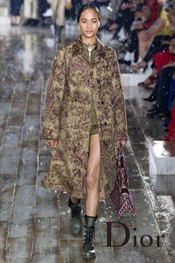 Promos de Dior dans le dépliant à Liège