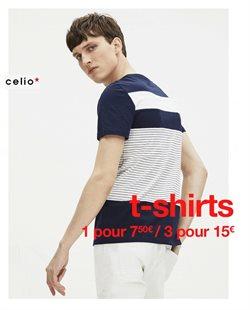 Promos de Basilix Shopping Center dans le dépliant de Celio à Bruxelles