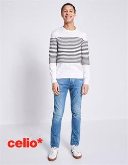 Promos de Celio dans le dépliant à Liège