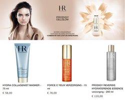 Promos de Parfumeries et Beauté dans le dépliant à Helena Rubinstein ( 6 jours de plus)