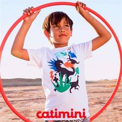 Promos de Catimini dans le dépliant à Liège