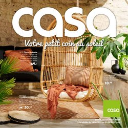 Promos de Meubles et Décoration dans le dépliant à Casa ( Plus d'un mois)