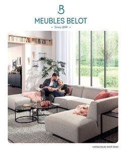 Promos de Meubles et Décoration dans le prospectus de Belot Meubelen à Roulers ( 6 jours de plus )