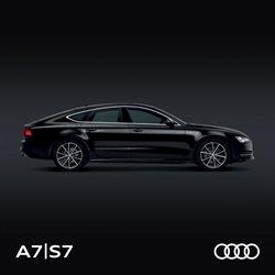 Promos de Voitures et Motos dans le dépliant de Audi à Bruxelles