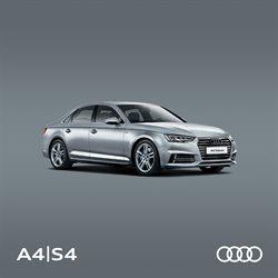 Promos de Audi dans le dépliant à HEVERLEE