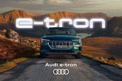 Promos de Audi dans le dépliant à Anvers