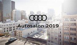 Promos de Voitures et Motos dans le dépliant de Audi à Dilbeek