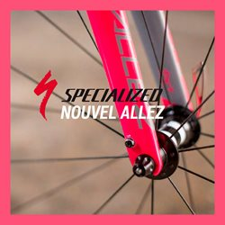 Specialized coupon à Louvain ( Expiré )