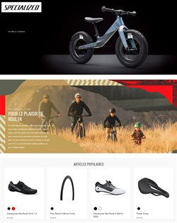 Specialized coupon à Louvain ( 6 jours de plus )