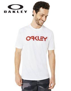 Promos de Oakley dans le dépliant à Bruxelles