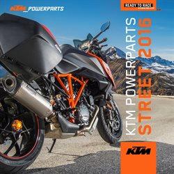 Promos de Voitures Motos et Accessoires dans le dépliant de KTM à Mons