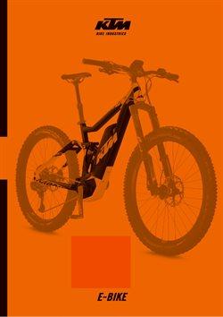 Promos de Voitures Motos et Accessoires dans le dépliant de KTM à Flémalle