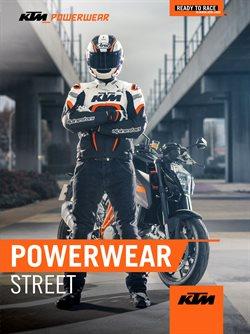 Promos de Voitures, Motos et Accessoires dans le dépliant de KTM à Herstal