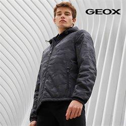 Promos de Geox dans le dépliant à Bruxelles