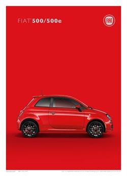 Promos de Voitures, Motos et Accessoires dans le dépliant de Fiat à Bruxelles