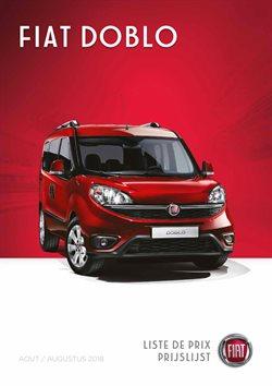 Fiat coupon à Hasselt ( Plus d'un mois )
