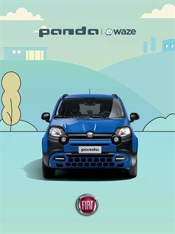 Fiat coupon à Louvain ( Plus d'un mois )