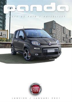 Promos de Voitures et Motos dans le prospectus de Fiat à Roulers ( Plus d'un mois )