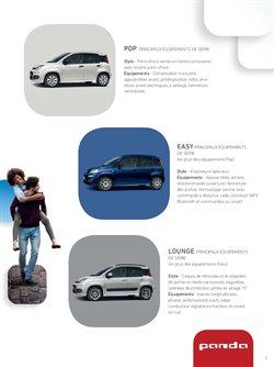 Promos de Voitures et Motos dans le prospectus à Fiat ( Plus d'un mois )
