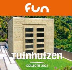 Promos de Bricolage et Jardin dans le prospectus de Fun à Bruxelles ( 15 jours de plus )