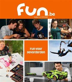 Promos de Bricolage et Jardin dans le prospectus de Fun à Louvain ( 9 jours de plus )