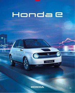 Promos de Voitures et Motos dans le dépliant à Honda ( Plus d'un mois)
