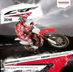 Promos de Honda dans le dépliant à Mons