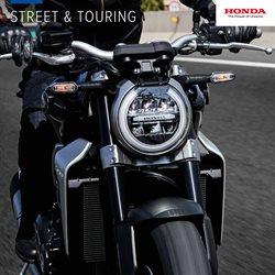 Promos de Voitures, Motos et Accessoires dans le dépliant de Honda à Ottignies-Louvain-la-Neuve