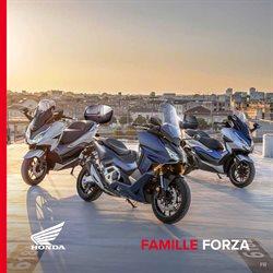 Promos de Voitures et Motos dans le prospectus de Honda à Grammont ( Plus d'un mois )
