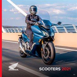 Promos de Voitures et Motos dans le prospectus de Honda à Louvain ( Plus d'un mois )