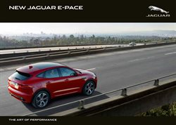 Promos de Jaguar dans le dépliant à Zaventem