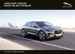 Promos de Jaguar dans le dépliant à Wavre
