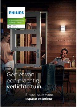 Promos de Light Gallery dans le dépliant à Gent