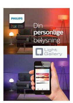 Promos de Light Gallery dans le dépliant à Bruxelles