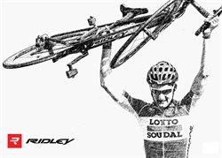 Promos de Sport dans le dépliant de Ridley à Louvain