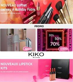 Promos de Kiko dans le dépliant à Kiko ( 4 jours de plus)